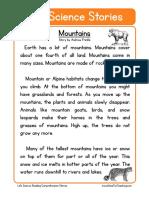 1. Mountains