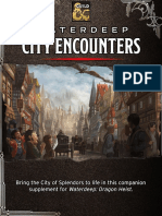 Waterdeep City Encounters v1.2
