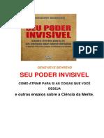 SEU PODER INVISIVEL - GENEVIEVE BERHEND