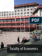 Faculty of Economics - PhD