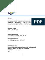 PENGARUH SUHU SINTERING TERHADAP MEMBRAN RAPAT ASIMETRIS PEROVSKIT La 0,6 Sr 0,4 Co 0,2 Fe 0,8 O 3-δ YANG DISIAPKAN DENGAN METODE INVERSI FASA.pdf