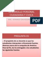 CASOS DE DESAROLLO PERSONAL