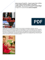 Libros en Espanol