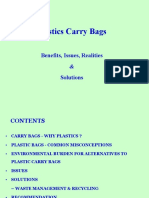 Plastic Bags & environment.pps