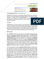 Firesense Leaflet Extended Version