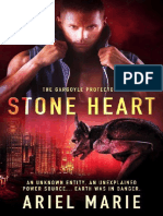 Stone Heart (The Gargoyle Protectors #1) by Ariel Marie