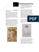 cjh Fine Art Abstract Newsletter, Issue 17