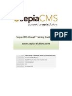 SecondaryUser-VisualTrainingManual