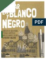 DIBUJAR EN BLANCO Y NEGRO