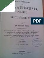Böhmert, Victor (1884) - Die Entstehung des Volkswirtschaftlichen Kongresses vor 25 Jahren