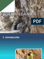 GEOMECÁNICA I