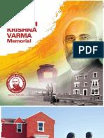 Shree Shyamji Krishna Varma Memorial