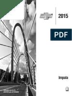 impala 2015 manual