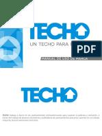 Manual de uso TECHO Nicaragua