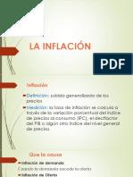 4. La Inflacion