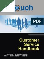 HCL Touch Customer Service Handbook