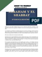 ABRAHAM Y EL SHABBAT.docx