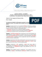 AD1 Atividade II - 2020 1º - Administração - Cantagalo - Victor Negreiros de Oliveira da Silva