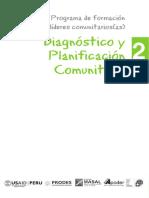 diagnostico y planificacion comunitaria