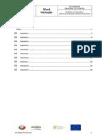 Fichas Microsoft Word Iniciação - Formação.pdf