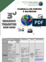 PARRILLA 3er GRADO