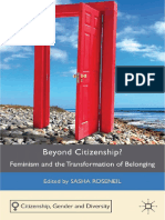 (Citizenship, Gender and Diversity) Sasha Roseneil (eds.) - Beyond Citizenship__ Feminism and the Transformation of Belonging-Palgrave Macmillan UK (2013).pdf