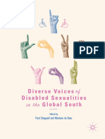 Diverse Voices of Disabled Sexualities in the Global South