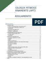 Reglamento APT  v2.2