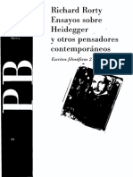 Rorty_Ensayos sobre Heidegger.pdf
