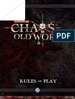 Chaos in the Old World Rule Book Web