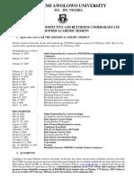 2019_2020 Academic calendar