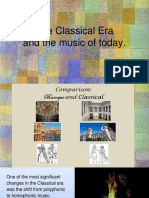 The Classical Era and how it relates to the music we listen to today..pptx