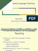 ellis-task-based-language-teaching-korea-20064016.ppt