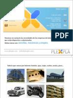 PLEXPLA - Presentación Comercial