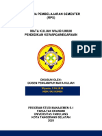 Wiyanto_UNPAM_RPS Pendidikan Kewarganegaraan