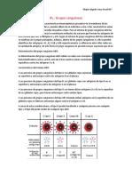 IP6 grupos sanguineos