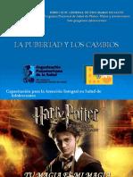F Harry Potter y la pubertad