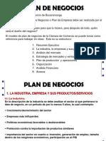 Plan de Negocios 2012