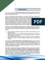 COMUNICADO - Que equipos requieren Certificado de Calibracion.pdf