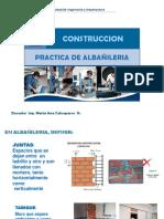 Practica de Albañeleria