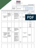 CRONOGRAMA Unidad de Planificacion Enero-Marzo 2020 NIVEL SECUNDARIO