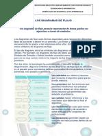 TALLER #2 - LOS DIAGRAMAS DE FLUJO