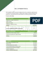 estudio financiero 5 trabajo grupal gerencial