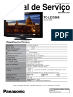 PANASONIC TC-L32D20B Service Manual.pdf