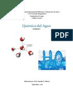 Unidad I. Quimica del Agua.pdf