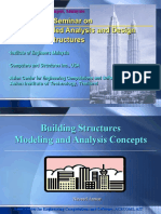 International Seminar on Computer Aided Analysis and Design Of Building Structures.ppt