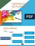 mapas mentales de las artes plásticas.pptx