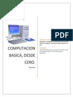 Planeacion Cursos de Computacion