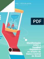 Manifestação sobre o SandBox Regulatório.pdf