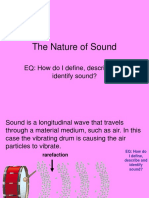 2 1  The Nature of Sound
